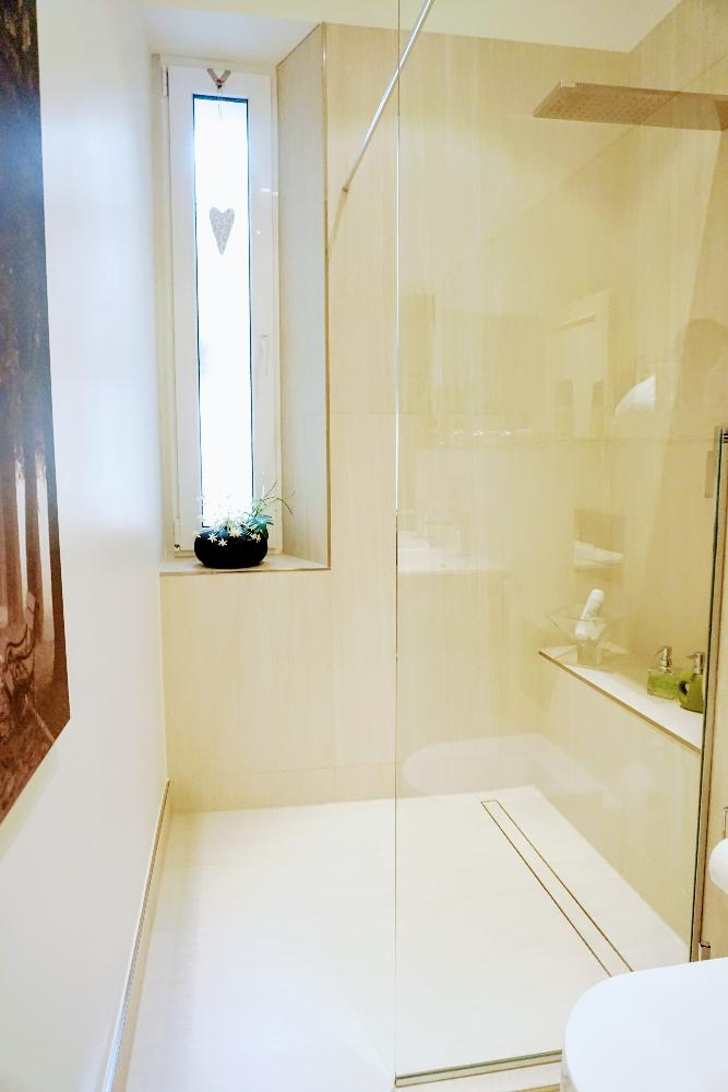 Duschbereich