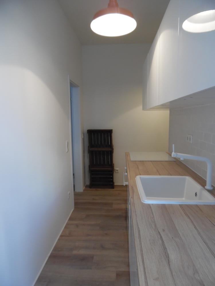 Küchenbereich Ansicht 2